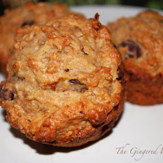 Ultimately Ridiculous Banana Muffins