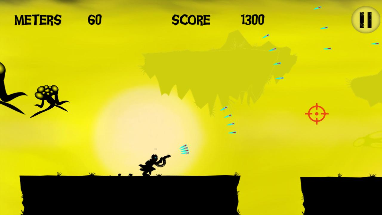 Nightmare Runner - screenshot