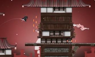 Screenshot of Ultimate Ninja Run Game