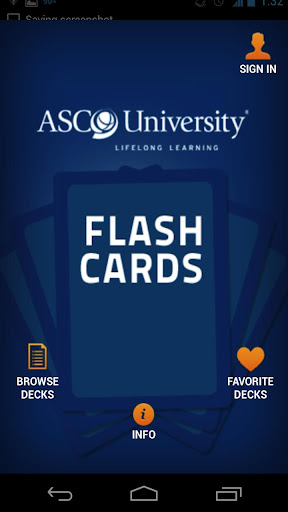 ASCO Flashcards