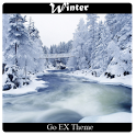winter go EX theme icon