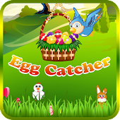 Egg Catcher Fun Game