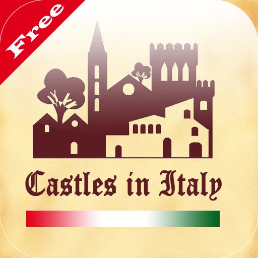 Castles in Italy Free 旅遊 App LOGO-APP開箱王