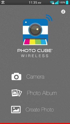 Photo Cube Wireless
