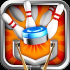 沙弧保龄球2 iShuffle Bowling 2 icon