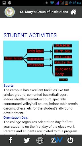 【免費教育App】St. Mary's Group-APP點子