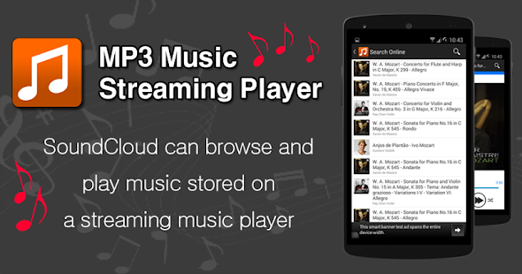 MP3 Music Streaming Player