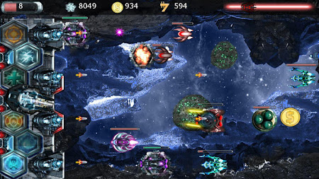 Galaxy Defender: Battlestation 1.09 screenshot 25759