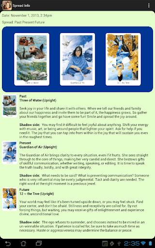 玩免費娛樂APP|下載Gaian Tarot app不用錢|硬是要APP