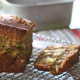 Date And Honey Loaf.