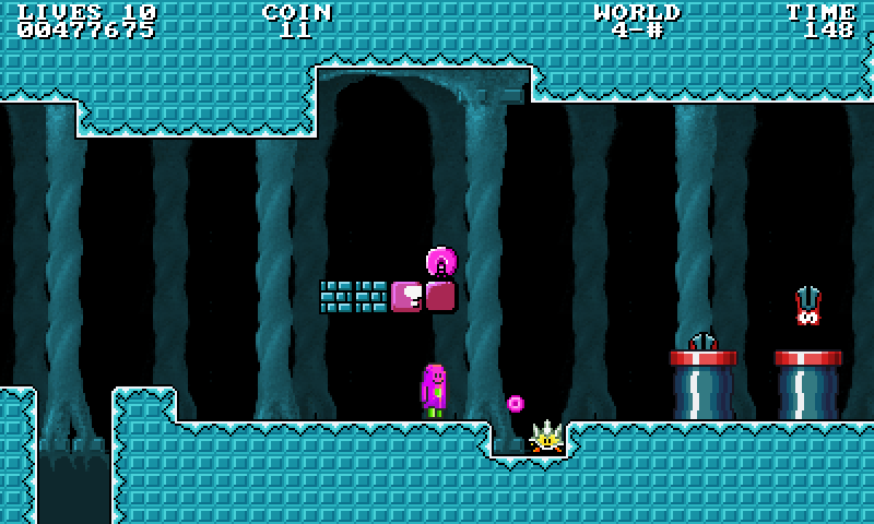 Super Androix- screenshot