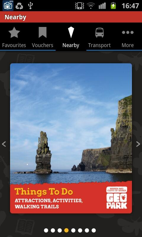 Burren Cliffs of Moher Geopark- screenshot