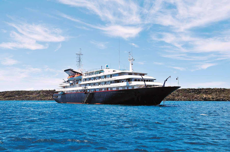The 100-guest Silver Galapagos was created for in-depth explorations of the spectacular Galapagos Islands.