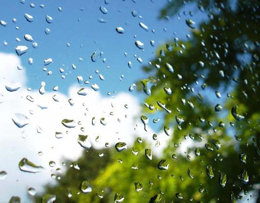 Raindrop Live Wallpaper