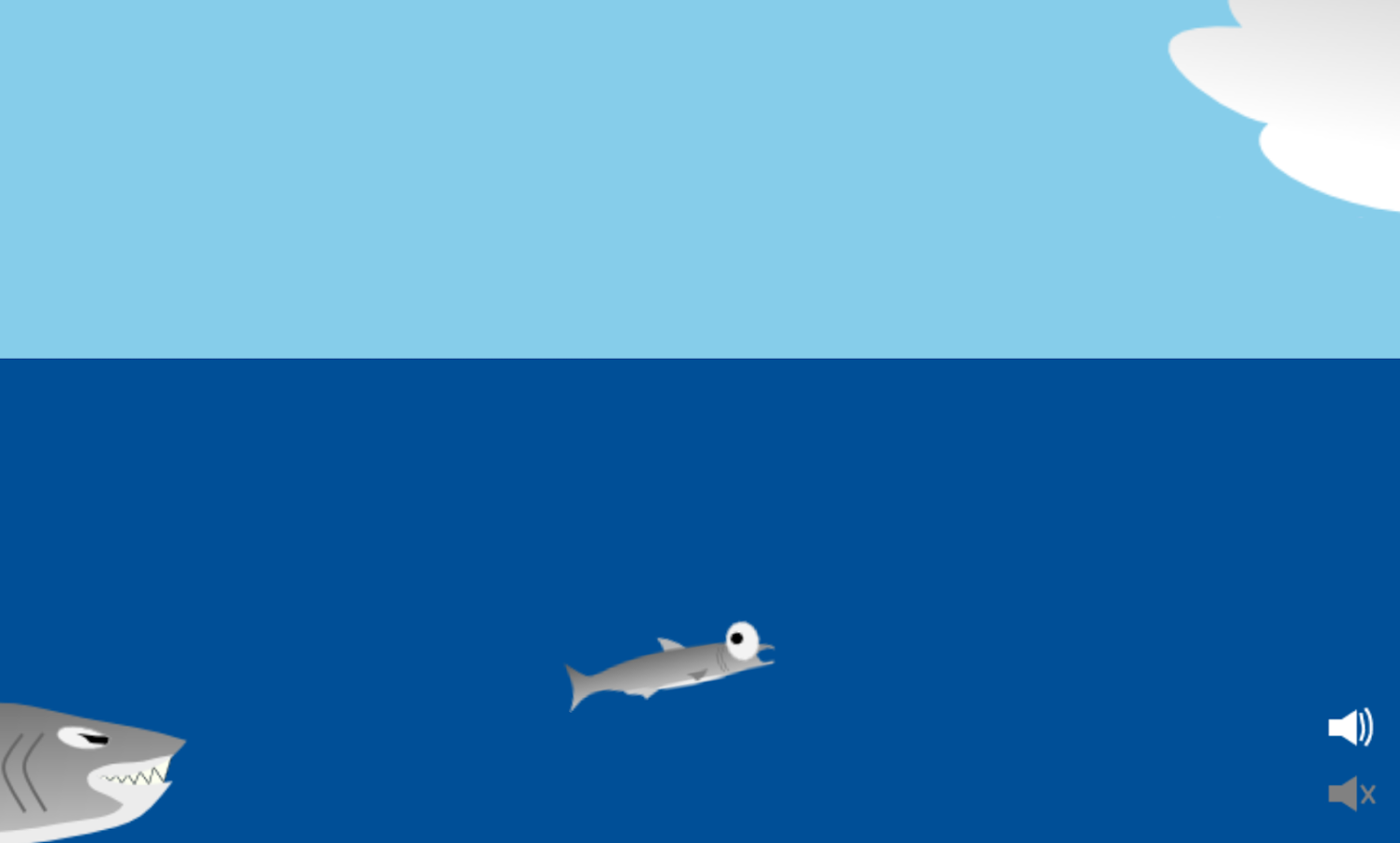 Skippy Fish- screenshot