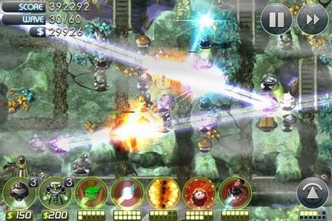 Sentinel 3: Homeworld screenshot #2