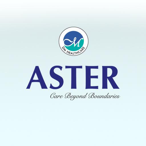 Aster from D M Healthcare LOGO-APP點子