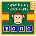 Learn Spanish words & spelling icon