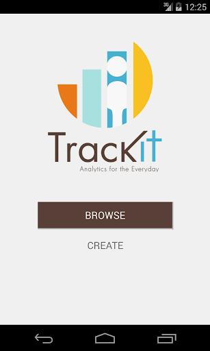TrackIt Alpha