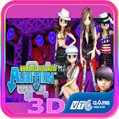 Audition (3D) 2015 Mới
