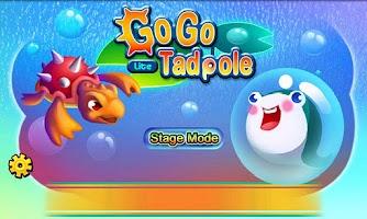 Screenshot of Go Go Tadpole  Lite!