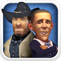 Talking Obama meets Chuck icon
