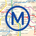 Paris Metro MAP logo