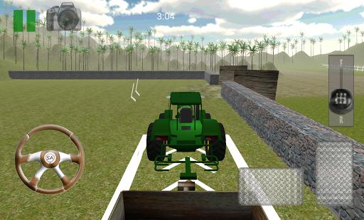 玩模擬App|货物运输农用拖拉机免費|APP試玩