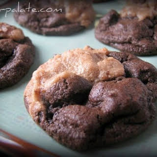 When The Chocolate Cookie Went Rolling With The Peanut Butter Cookie….