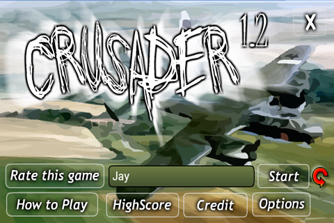 Crusader- screenshot