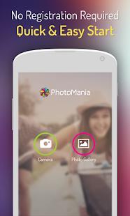 PhotoMania - Photo Effects - screenshot thumbnail