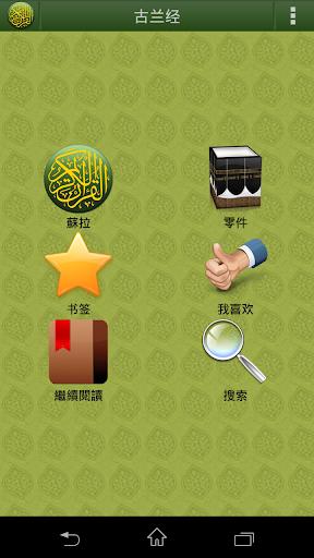 Quran Chinese 中文《古兰经》译释
