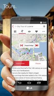 City Guide Luzern Mod