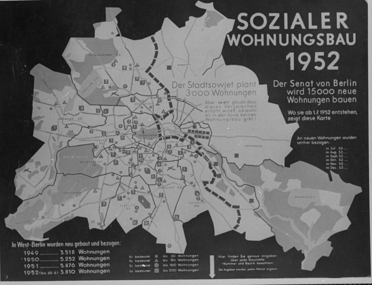 West Berlin Karte.Visions Of Division Google Arts Culture