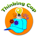 Thinking Cap Brain Game Free icon