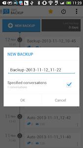 SMS Backup & Restore (Kitkat) v2.0.6