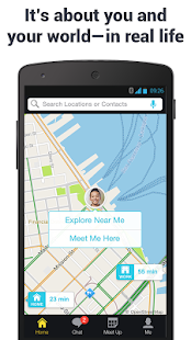 Scout GPS Maps, Meetup & Chat - screenshot thumbnail