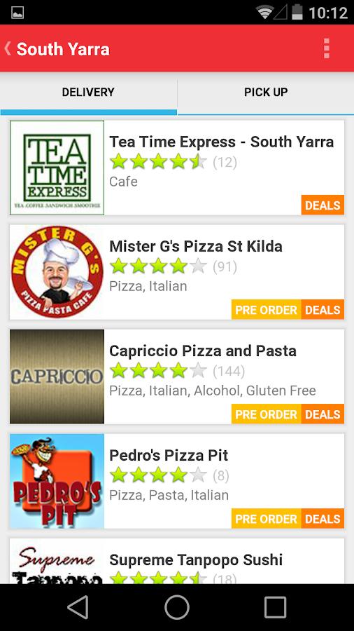 Thai Food Online Store Australia