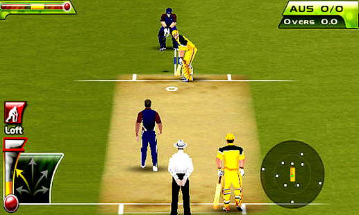 Cricket T20 Fever 3D Screenshot