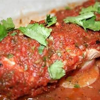 Creole Mexican Catfish.