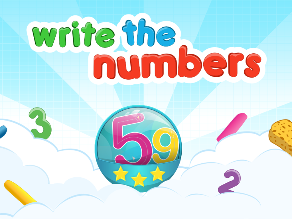 Download Write Numbers: Tracing 123 APK latest version game for ...