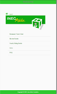 INEC screenshot 1