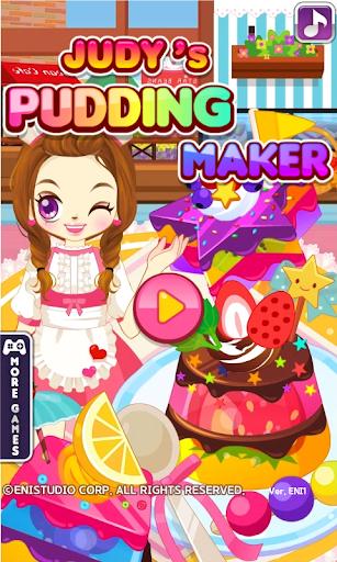 Judy's Pudding Maker - Cook