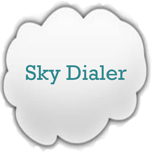 Skydialer LOGO-APP點子