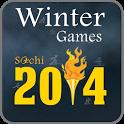 Winter Games 2014 Sochi icon