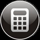 Transparent Calculator icon