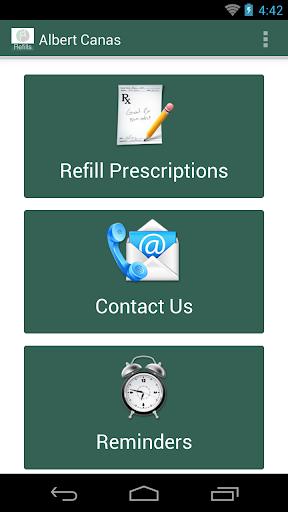 Albert Canas MD Dispensary