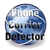 Phone Carrier Detector
