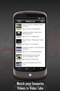 Video Tube (YouTube Player) APK for Ubuntu