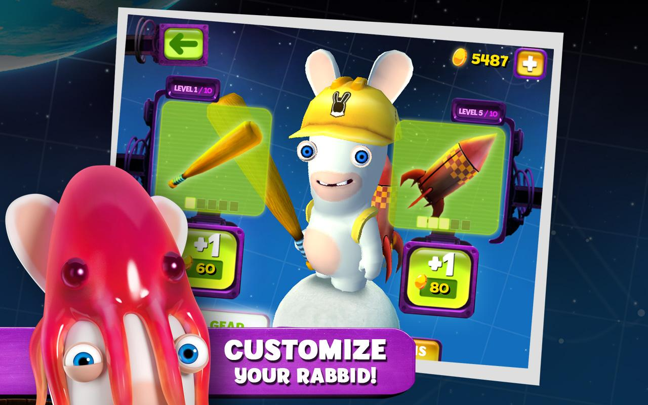 Rabbids Big Bang- screenshot